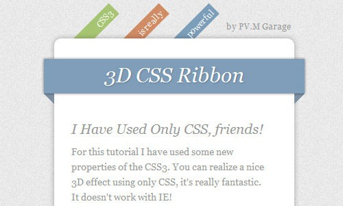Resources to Help You Understanding And Mastering CSS3