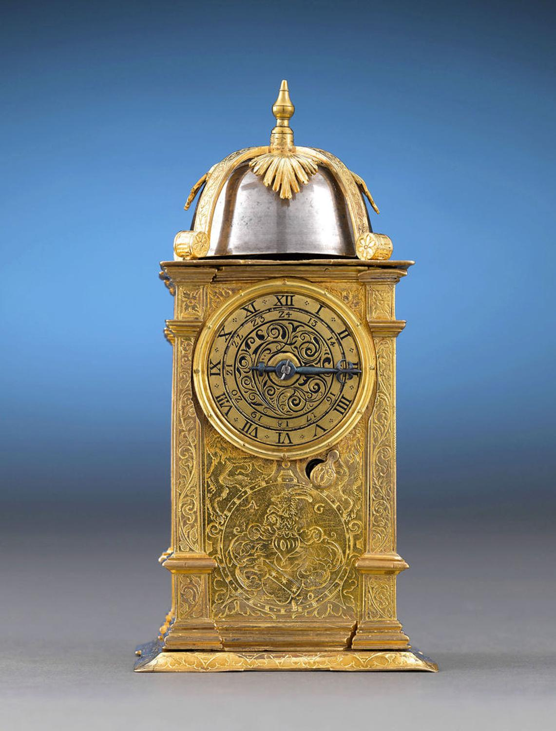 When Time Was Born Renaissance Period Clocks
