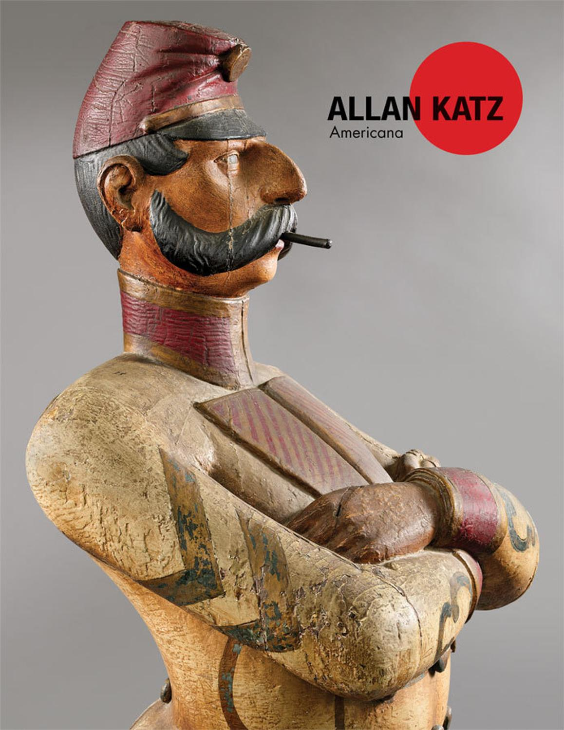 New Catalog Of American Folk Art Masterworks Available