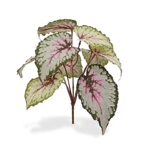 Begonia Mini artificiala H25 1