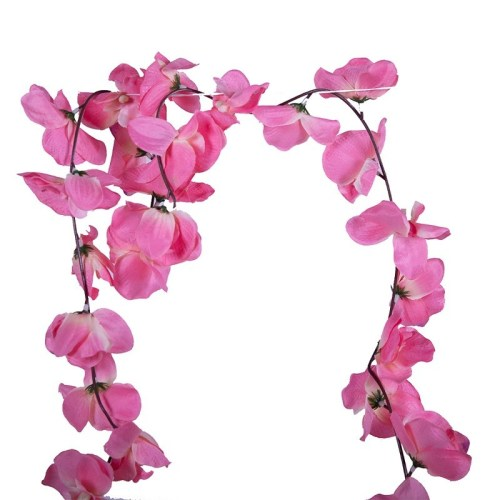 Ghirlanda Orhidee roz det 36