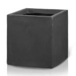 Ghiveci beton usor cubic
