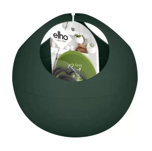 Ghiveci suspendat Elho verde