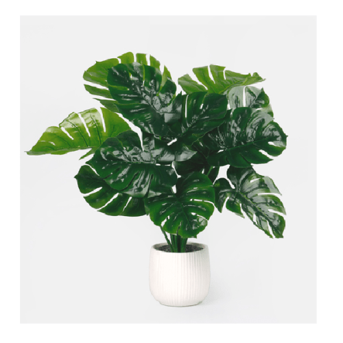 Monstera artificiala tufa H50cm