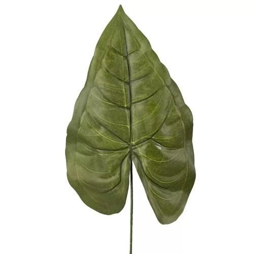 Frunza Anturium verde h69cm