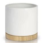 Ghiveci ceramic Bamboo 13cm