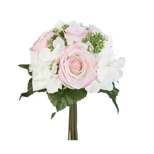 Buchet RoseHydrangea roz 31cm