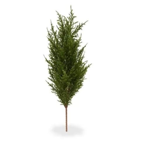 Creanga artificiala UV Cypress 65cm