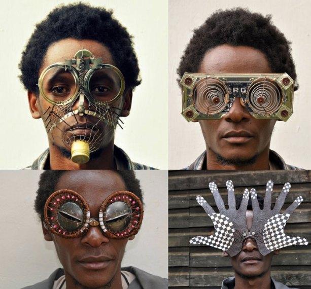 Cyrus Kabiru-C-stunners-sculpture-2-artforplus