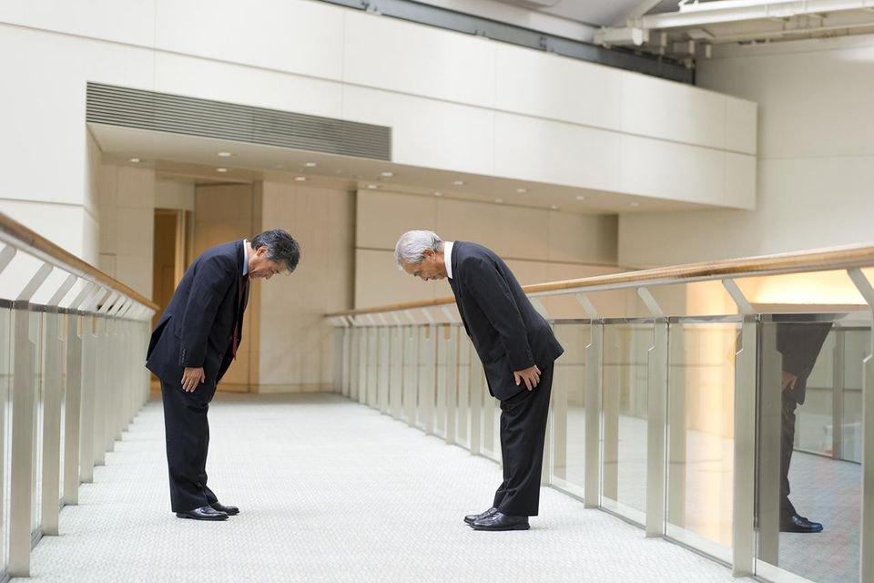 Ojigi Tradisi Membungkuk Orang Jepang 2