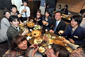 Tradisi Orang Jepang Dalam Bersulang Minuman
