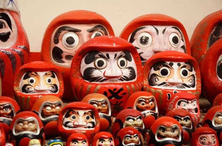 10 Boneka Tradisional Jepang Yang Bisa Jadi Koleksi