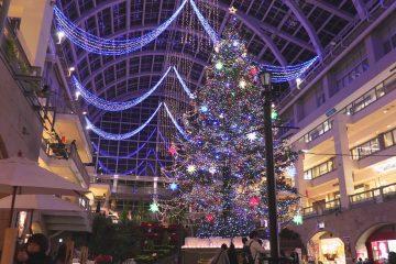 Pesona Pohon Natal Besar Kota Sapporo