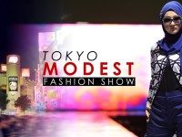 Saksikan Meriahnya Kawaii Hijabi Collection Dalam Tokyo Modest Fashion Show 2017
