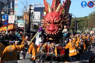 Uniknya Festival Karatsu Kunchi Di Kota Karatsu