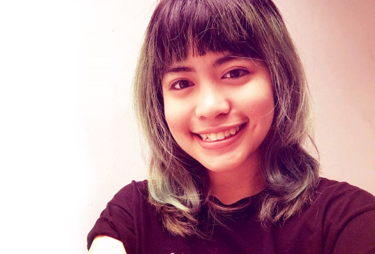 Kiana Kifurai Remaja Indonesia Penyuka Ebi Furai
