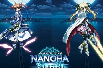 Magical Girl Lyrical Nanoha Reflection Akan Tayang Di Bioskop Indonesia Pada Januari 2018