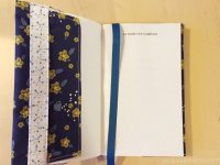 Sampul Buku Harian Bergaya Jepang