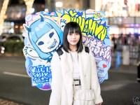 Member Dari Grub Idola Minna No Kodomo Chan Tampil Dengan Busana Unik