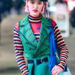 Gaya Vintage Masih Merajai Harajuku Fashion
