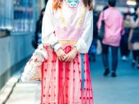 Tampilan Imut Kawaii Style Dalam Harajuku Fashion