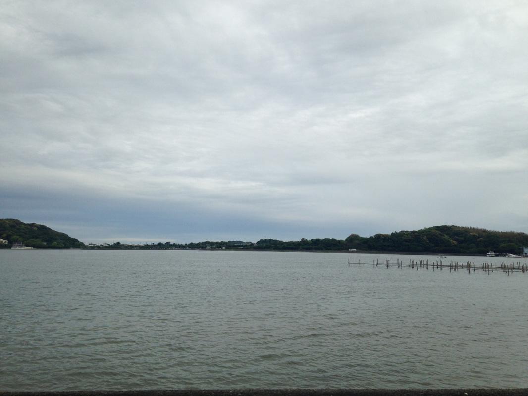 Danau Belut Berhantu Hamana Prefektur Shizuoka