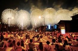 Festival Kembang Api Yang Luar Biasa Di Nagaoka