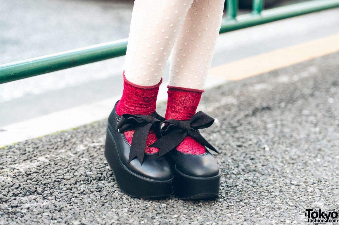 Gaya Vintage Unik Dari Kaome Dan Nao Harajuku Fashion Jepang