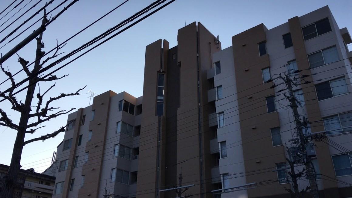Gedung Berhantu Kyoto Saga Arashiyama