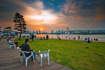 5 Lokasi Untuk Menikmati Indahnya Suasana Kota Jepang