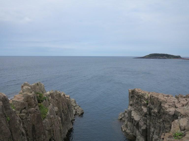 Tebing Laut Berhantu Tojinbo Prefektur Fukui