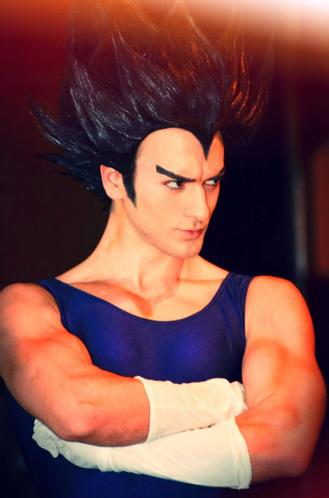 5 Cosplay Dragon Ball Terbaik Versi Artforia