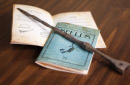 Panduan Membuat Buku Sihir Harry Potter