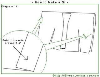 Panduan Membuat Pakaian Tradisional Jepang Gi