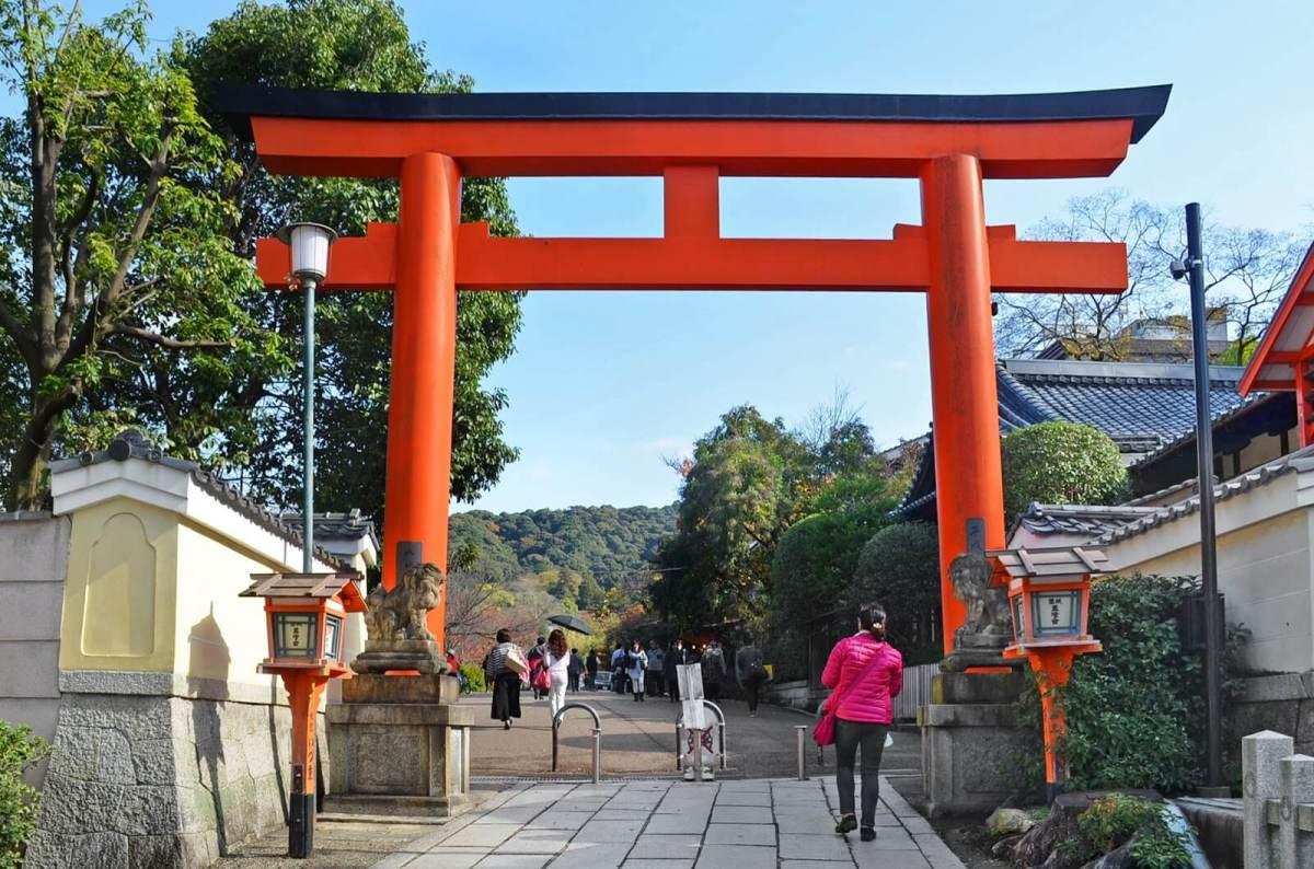 Nikmati Suasana Tradisional Kota Tokyo Dalam Distrik Higashiyama