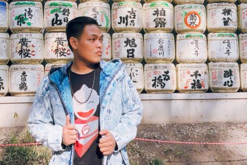 Rizky Agusfian Traveler Indonesia Di Jepang