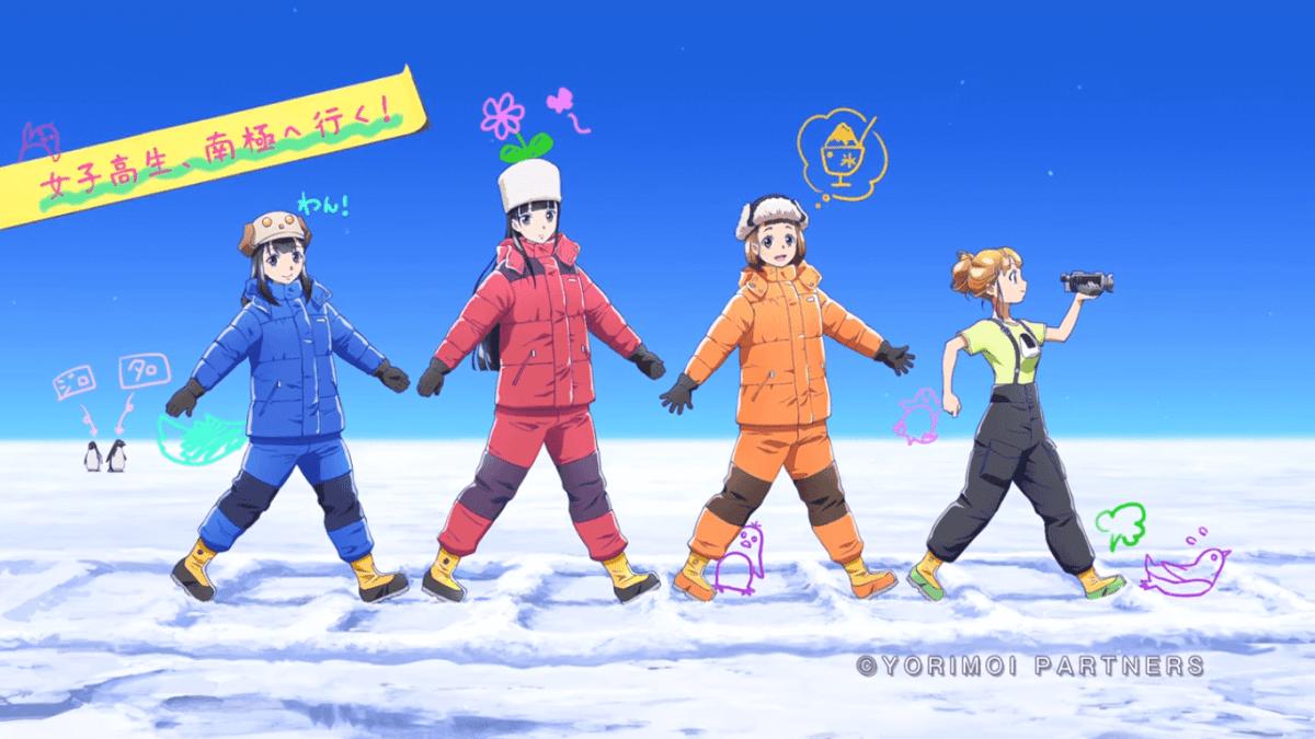 5 Rekomendasi Anime Bulan Mei 2018