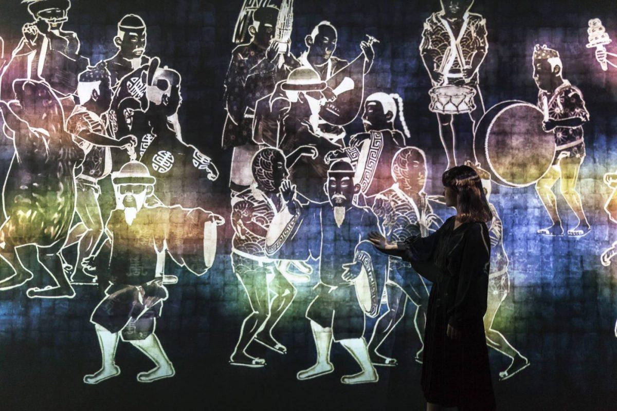 Intip Karya Seni Digital Yang Memukau Dari TeamLab