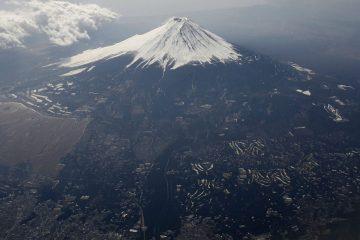 Letusan Gunung Fuji Berpotensi Lumpuhkan Kota Tokyo