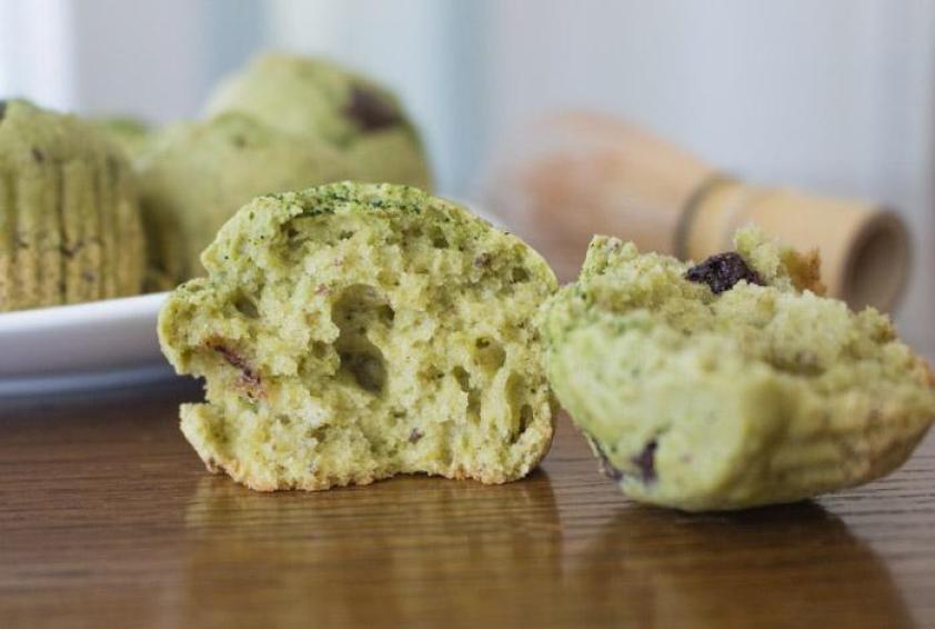 Berbuka Puasa Dengan Green Tea Muffin