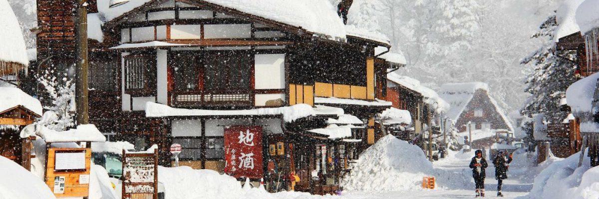 Panduan Liburan Musim Salju Yang Spektakuler Di Jepang