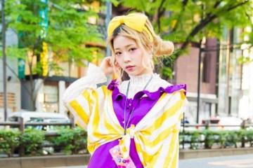 Paduan Warna Mencolok Dalam Harajuku Fashion Jepang
