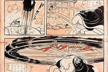 Sketsa Langka Astro Boy Terjual Dengan Harga Tinggi Dalam Sebuah Lelang Di Perancis