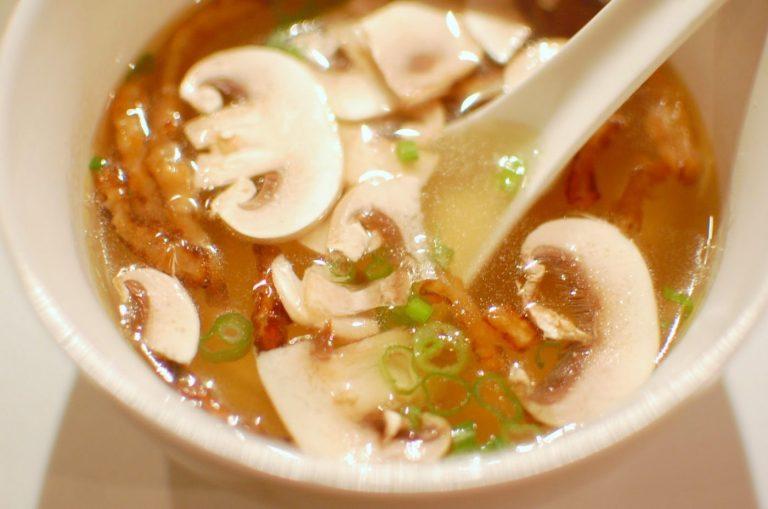 Resep Membuat Sup Bawang Dengan Jamur Jepang