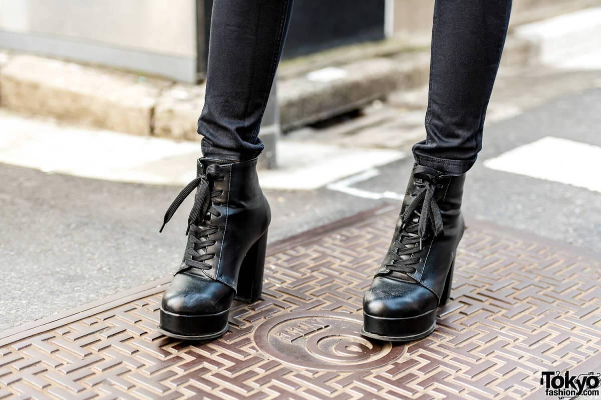 Trendy Street Style Dari Maria Dan Ayumi Dalam Harajuku Fashion Jepang