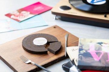 Kue Dengan Rekaman Musik Yang Dinamai Baum Records