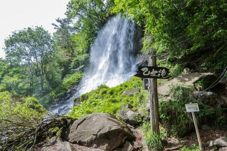 Wisata Pegunungan Dan Air Terjun Indah Di Chino Prefektur Nagano