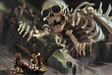 Sosok Tulang Raksasa Yang Disebut Gashadokuro