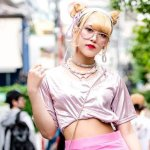 Harajuku Summer Style Oleh Sana Dalam Fashion Jepang