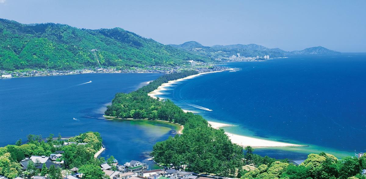 Wisata Pantai Eksotis Di Ine Amanohashidate Kota Kyoto